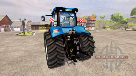 New Holland T8.390 for Farming Simulator 2013