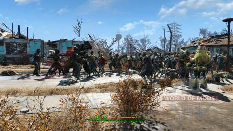 Guardian robots for Fallout 4