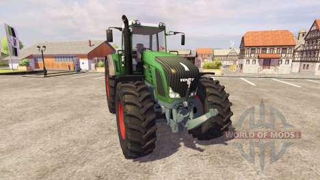 Fendt 936 Vario [pack] v5.1 for Farming Simulator 2013