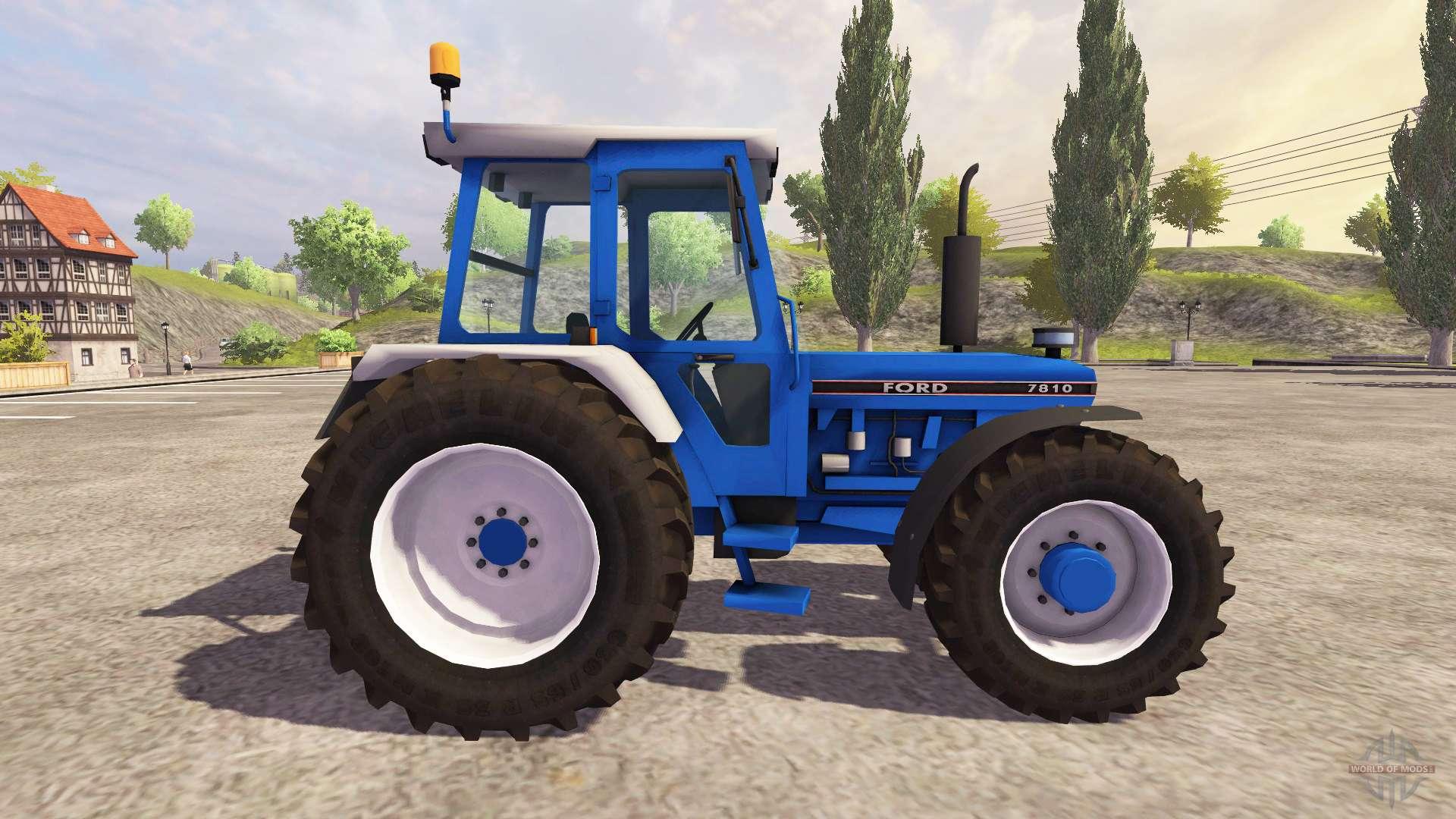 Farming Simulator Tractors : Ford v for farming simulator