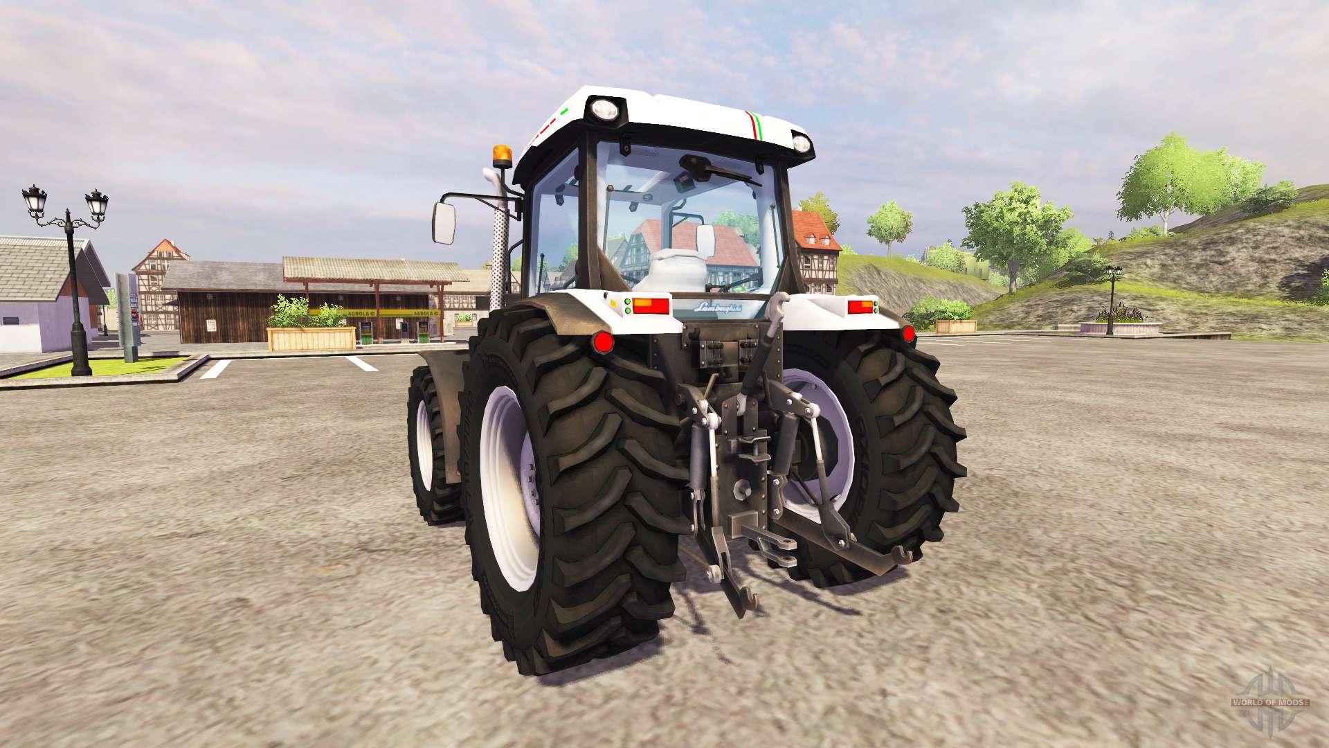 lamborghini r4 110 italia fl for farming simulator 2013 rh worldofmods com Lamborghini Monster Truck Lamborghini SUV
