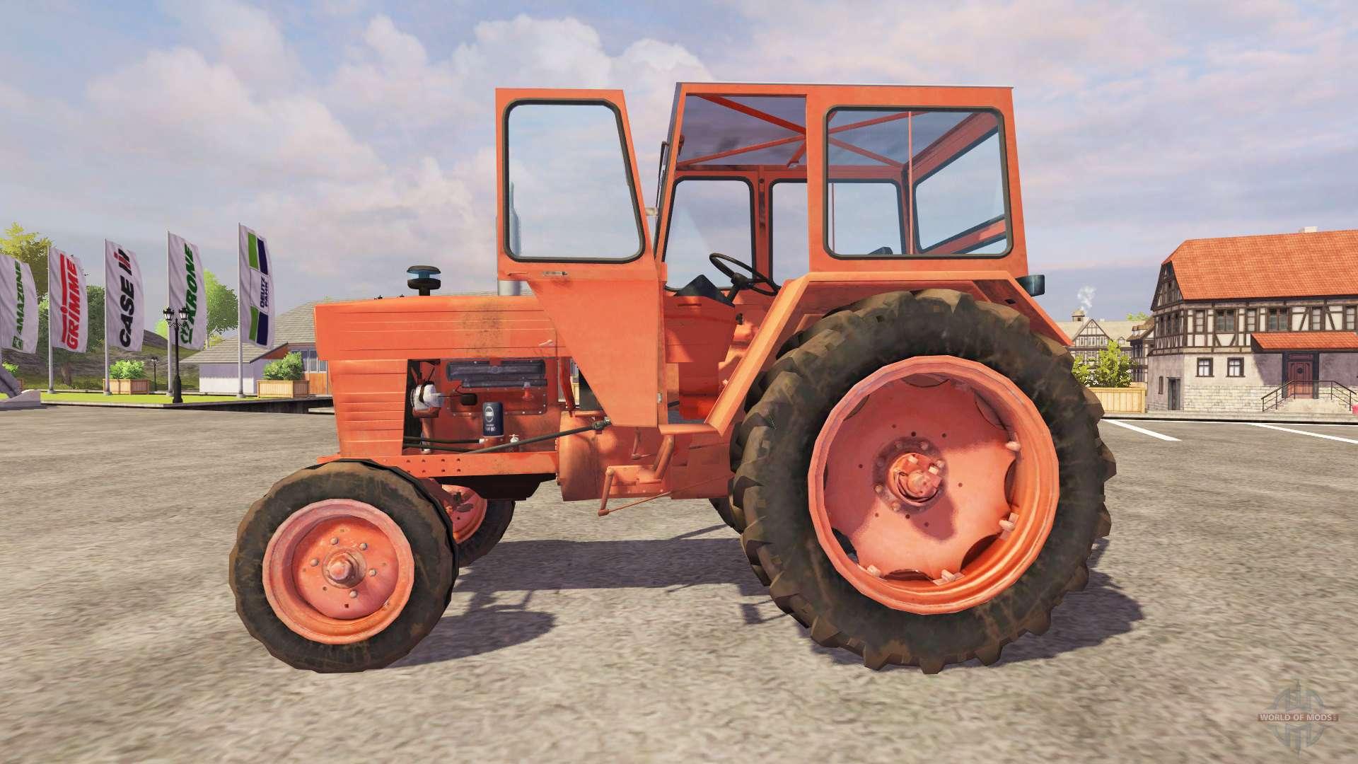 utb universal 650 for farming simulator 2013 rh worldofmods com Moline Universal Tractor Universal Tractors Romania