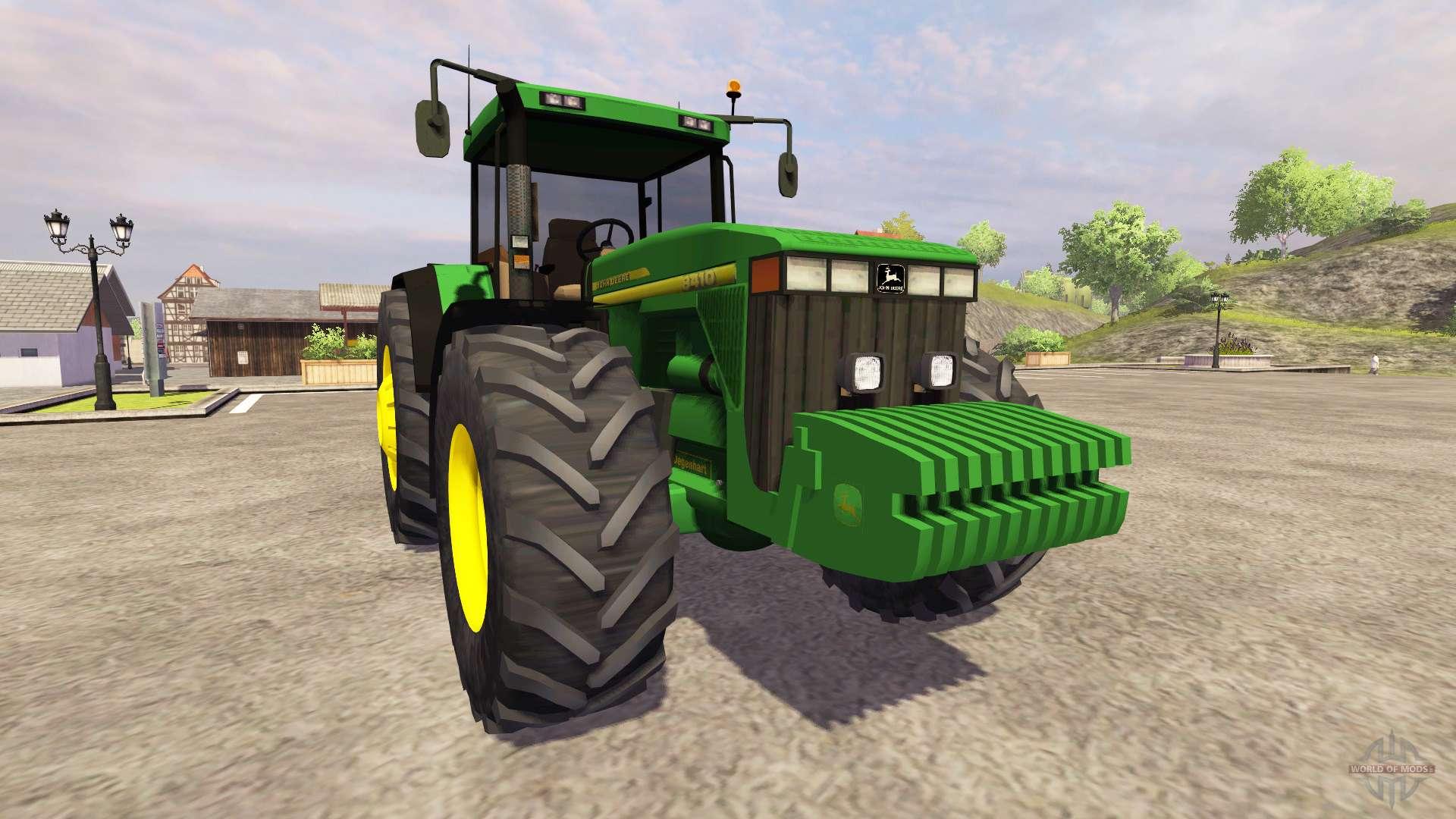 John Deere 8410 V1 1 For Farming Simulator 2013
