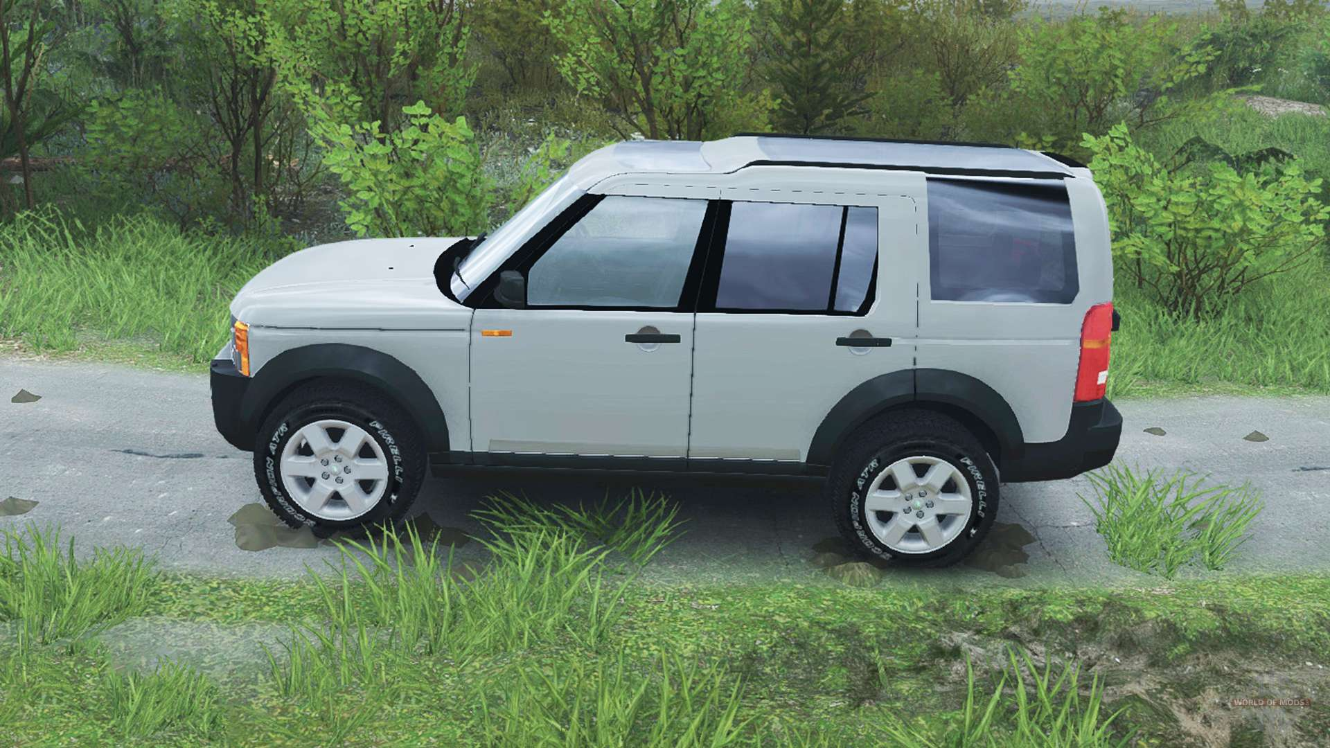 land rover discovery 3 for spin tires. Black Bedroom Furniture Sets. Home Design Ideas