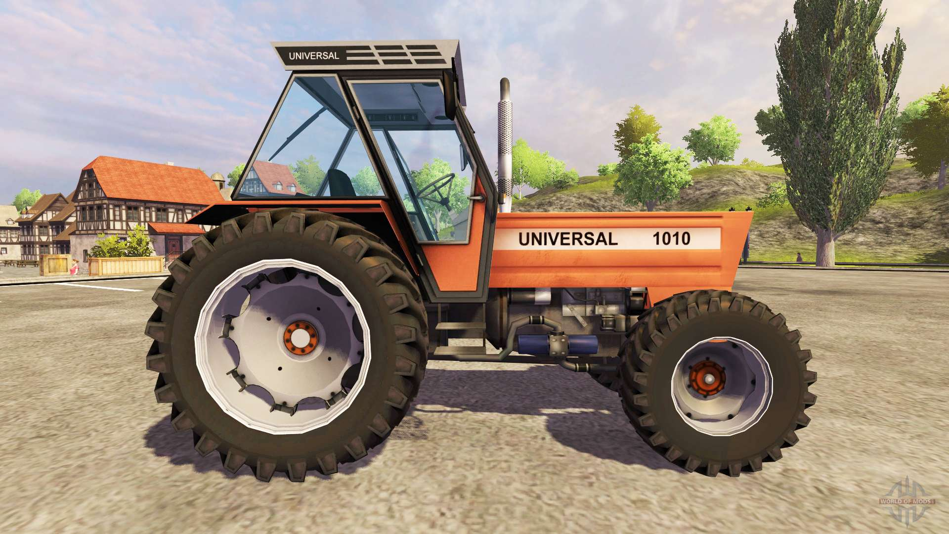Universal Tractor Rims : Utb universal dt for farming simulator