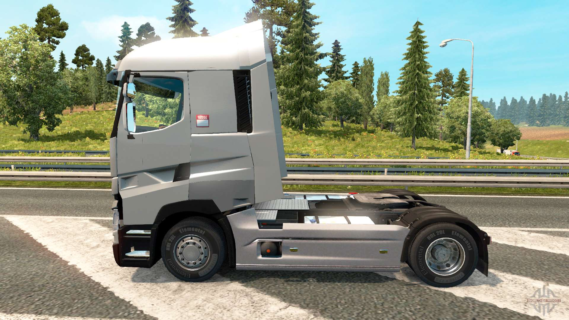 renault t for euro truck simulator 2. Black Bedroom Furniture Sets. Home Design Ideas