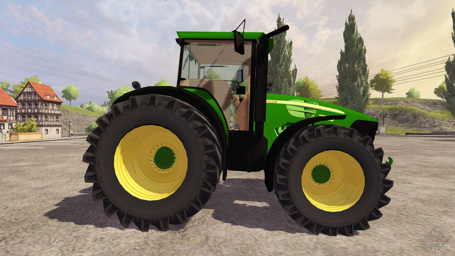 john deere 7930 auto quad for farming simulator 2013. Black Bedroom Furniture Sets. Home Design Ideas