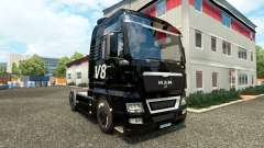 V8 skin for MAN trucks