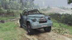 GAZ-M-20 Victory custom [08.11.15]