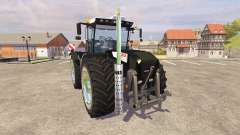 CLAAS Xerion 3800 [black chrome]