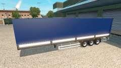 The semi-trailer Tonar v1.5