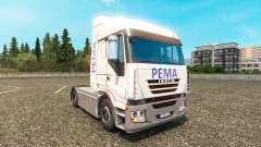 Pema skin for Iveco truck