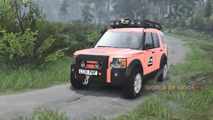 Land Rover Discovery 3 G4 [08.11.15] for Spin Tires