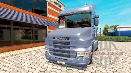 Scania T500 v2.0 for Euro Truck Simulator 2