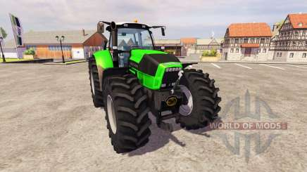 Deutz-Fahr Agrotron X 720 [ploughing spec] for Farming Simulator 2013