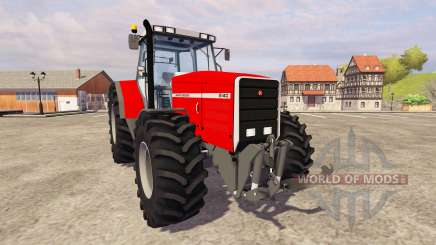 Massey Ferguson 8140 v1.0 for Farming Simulator 2013