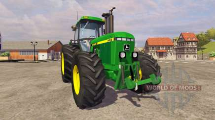 John Deere 4455 v1.2 for Farming Simulator 2013