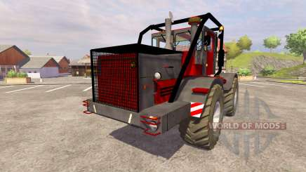 K-701 kirovec [forest edition] v2.0 for Farming Simulator 2013