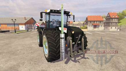 CLAAS Xerion 3800 [black chrome] for Farming Simulator 2013