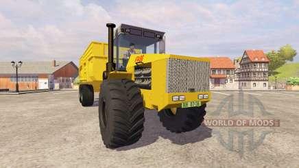 K-744 [dump truck] for Farming Simulator 2013
