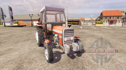 Massey Ferguson 255 v1.4 for Farming Simulator 2013