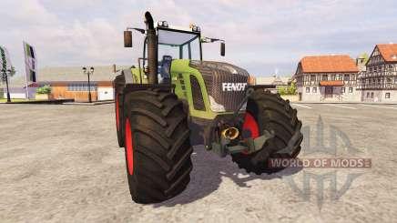 Fendt 939 Vario [profi plus] for Farming Simulator 2013