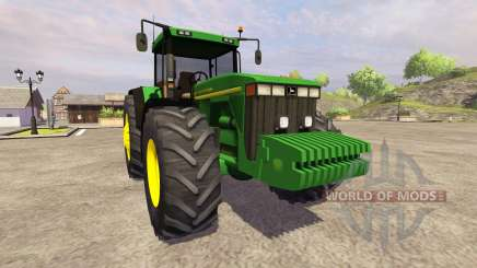 John Deere 8410 v1.1 for Farming Simulator 2013