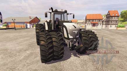 Fendt 936 Vario BB Silver v4.1 for Farming Simulator 2013