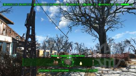 Longer power lines for Fallout 4