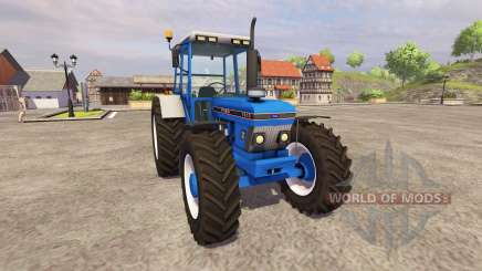 Ford 7810 v2.0 for Farming Simulator 2013