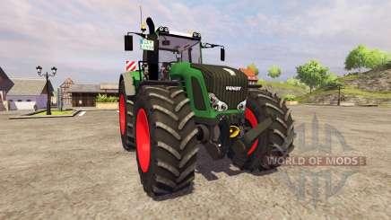 Fendt 939 Vario v2.0 for Farming Simulator 2013