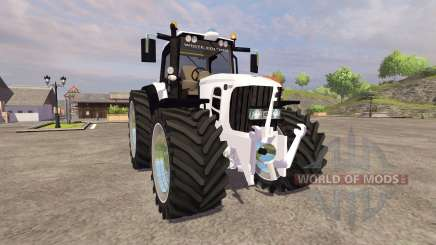 John Deere 7530 Premium [white chrom edition] for Farming Simulator 2013