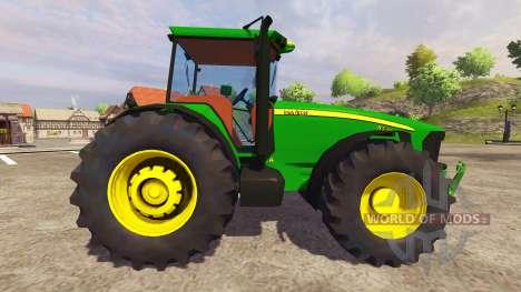 John Deere 8530 v1.0 for Farming Simulator 2013