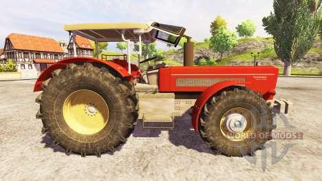 Schluter Super 1500 V v2.0 for Farming Simulator 2013