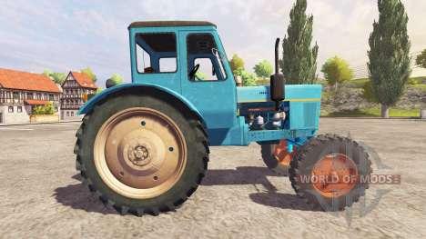 MTZ-50 v1.0 for Farming Simulator 2013