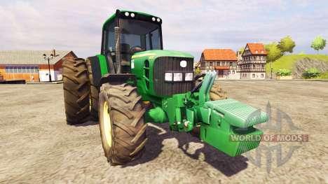 John Deere 6930 for Farming Simulator 2013