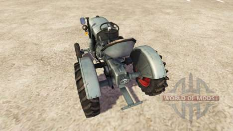 Fahr F22 v0.9 for Farming Simulator 2013