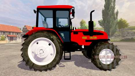 Belarus-1025.3 v2.0 for Farming Simulator 2013