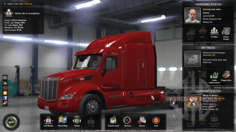 Cheat for money for American Truck Simulator