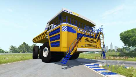 BelAZ-75710 for BeamNG Drive
