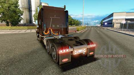 Peterbilt 389 v1.0 for Euro Truck Simulator 2