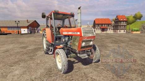 URSUS C-385 v1.4 for Farming Simulator 2013