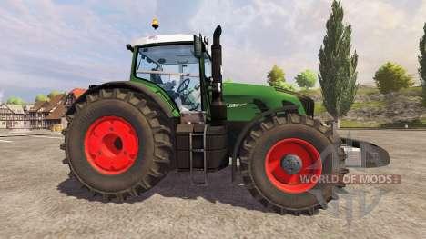 Fendt 933 Vario [pack] for Farming Simulator 2013