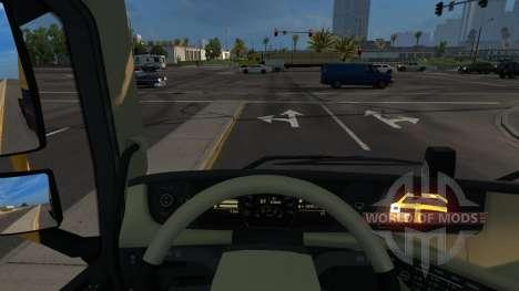 Volvo FH16 2012 for American Truck Simulator