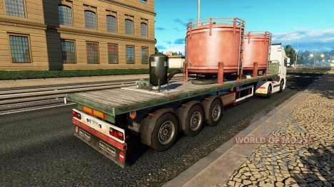Volvo FH16 460 for Euro Truck Simulator 2