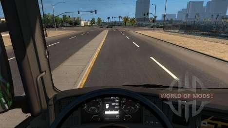 Scania Streamline for American Truck Simulator