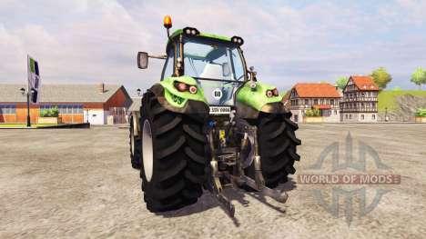 Deutz-Fahr Agrotron 7250 TTV [FSM Edition] for Farming Simulator 2013