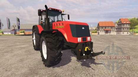 Belarus-3022 DC.1 v2.0 for Farming Simulator 2013
