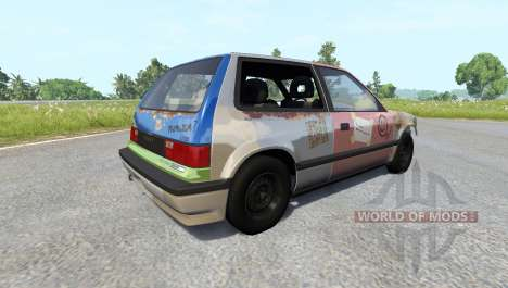 Ibishu Covet Old for BeamNG Drive
