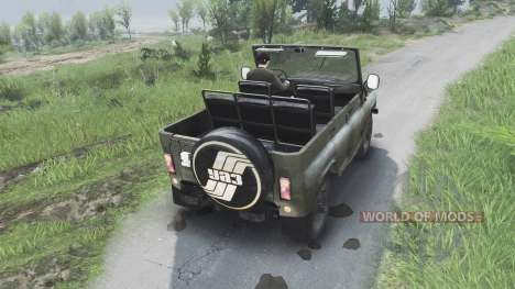 UAZ-3151 [08.11.15] for Spin Tires